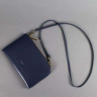 Passion carry bag indigo hand / shoulder / oblique back