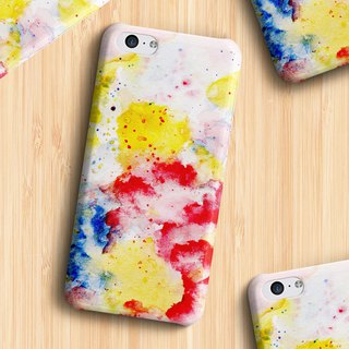 Water colour art phone case