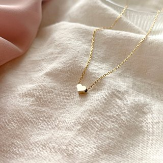 Love~ Brass  necklace