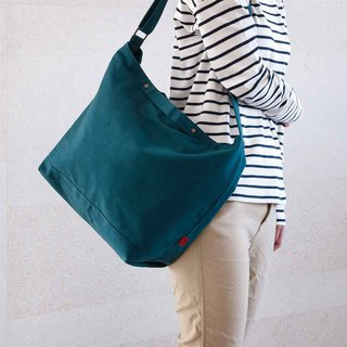 ZELT splash-proof shoulder canvas bag