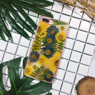 Buddha buds :: hand embossed phone case