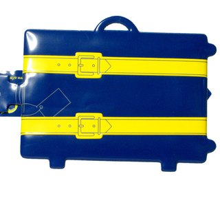 Rollog My suitcase tag(Navy)