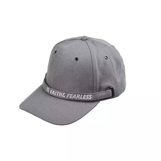 FF CAP_Long Strap - COOL GRAY
