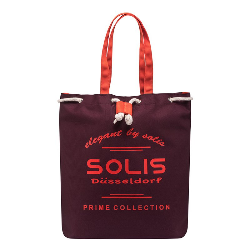 SOLIS Color Palette 3ways tote bag(Coffee)