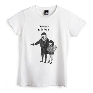 Léon & Mathilda - White - Women's T-Shirt