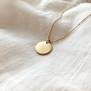 Blank-Brass necklace