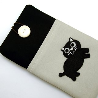 iPhone sleeve, iPhone pouch, Samsung Galaxy S8, Galaxy Note 8, cell phone, ipod classic touch sleeve (P-117)