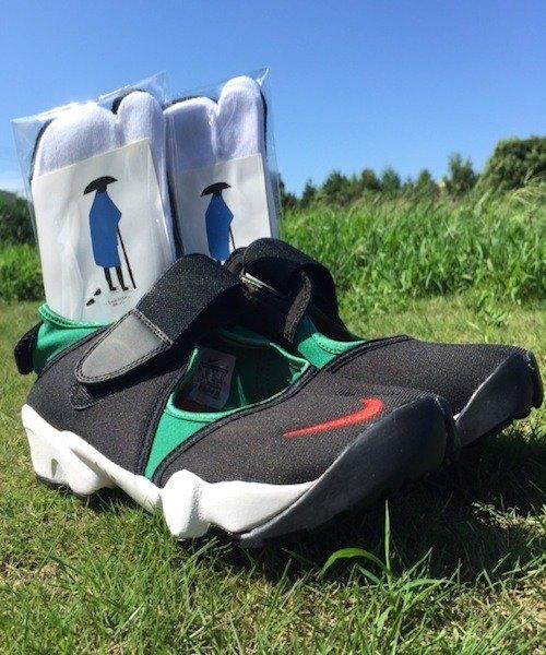 在日本[旅人]布襪腳套2P集/耐克空氣升力售完缺貨流行一號的商品,如