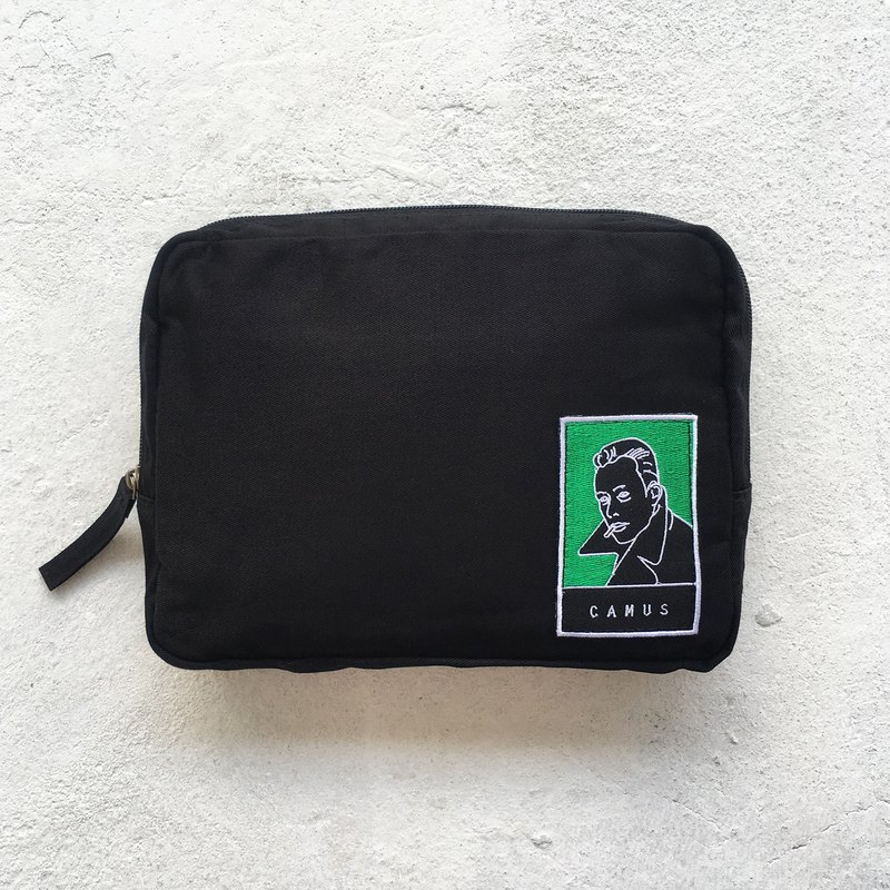 Camus Book-Bag, Stationery Bag