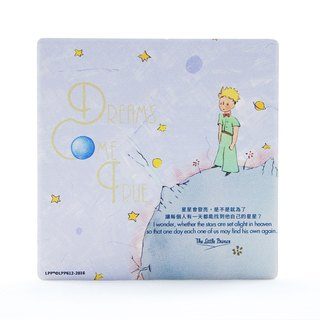 The Little Prince Classic authorization - water coaster: Dreams Come True [] (circle / square)