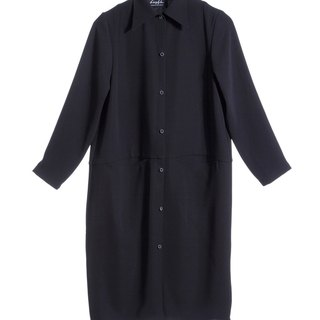 16 autumn and winter sale 16AW shirt pocket decorative dress