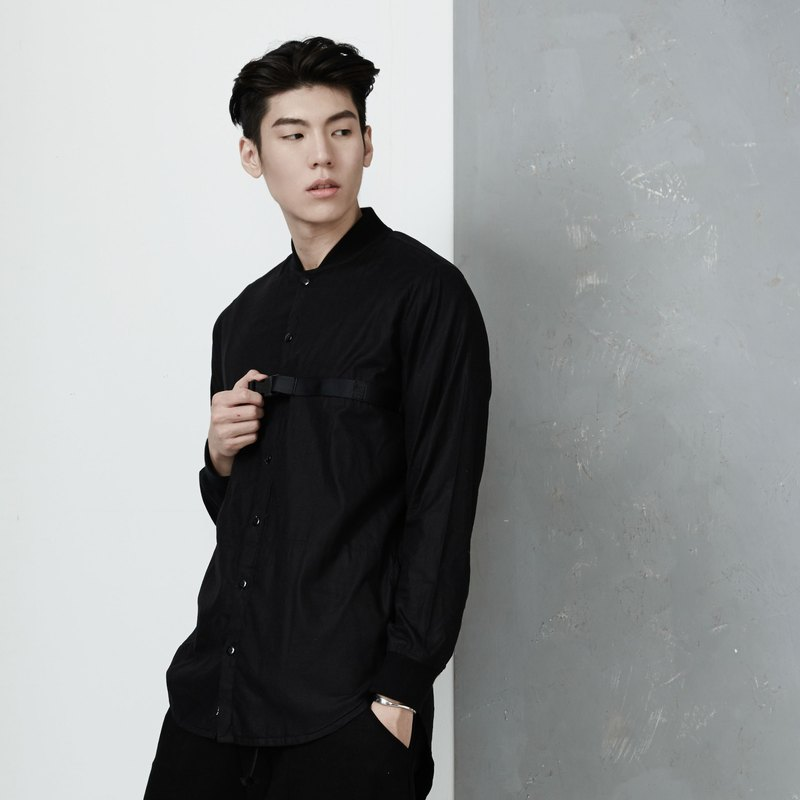 DYCTEAM - Buckle Shirt | 扣具襯衫
