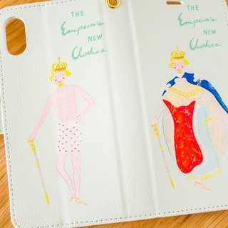 【for all smartphones】The Emperor's New Clothes  smartphone case