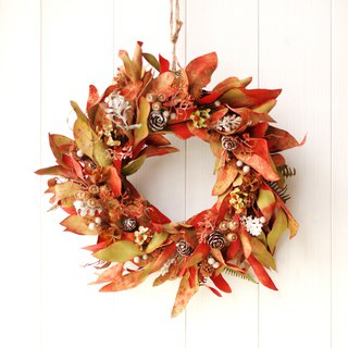 Autumn gift - wreath