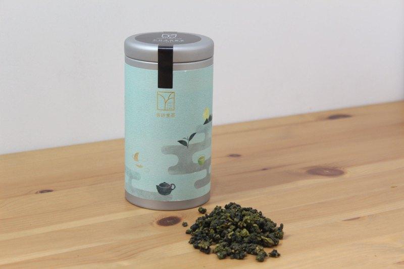 【有好食茶】杉林溪羊仔灣烏龍茶 - 罐裝茶葉