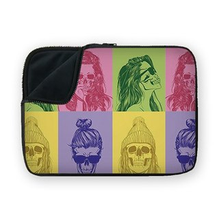 POP ART shock-absorbing waterproof laptop bag BQ-MSUN13