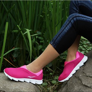 VPEP walking shoes / pink cherry with white / suitable for walking, long-distance travel, leisure travel, work