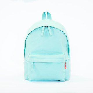 Waterproof Heavy Canvas Backpack ( Mini, A4 ) Turquoise/for both adults and kids