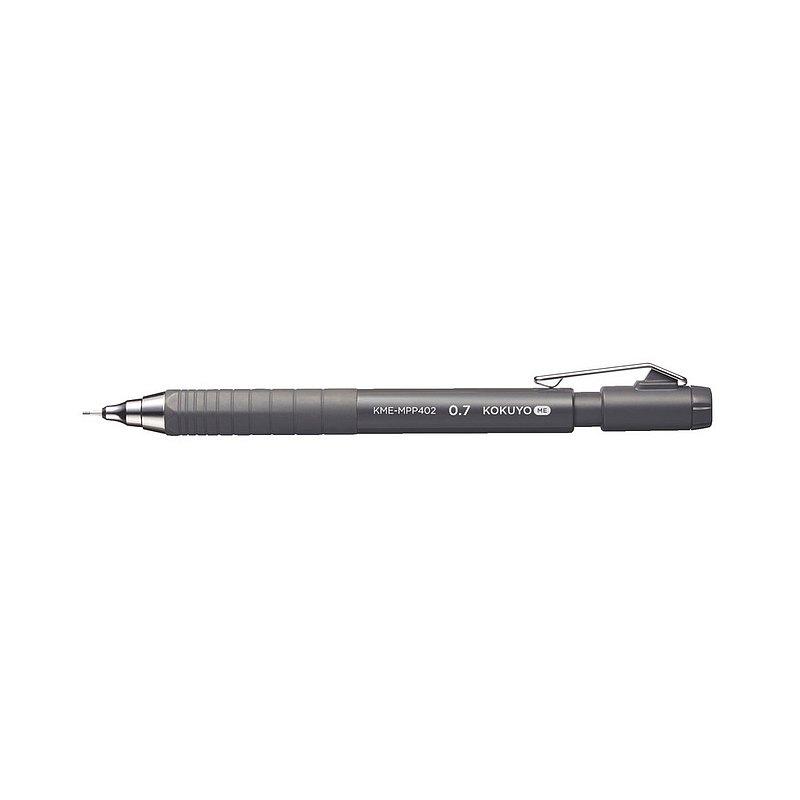 kokuyo ME Mechanical Pencil Black Core 0.7mm-Black