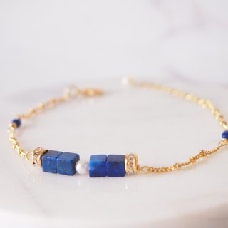 Anniewhere | Rate | Sapphire Bracelet Anklet