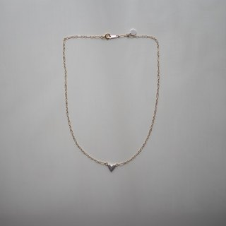 Necklace:  The Deer Park Necklace - N047 Silver/N047Gold