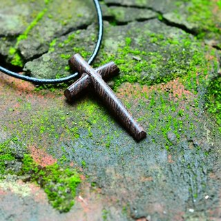 Caved Life / Cross crashed ornaments - Wenge