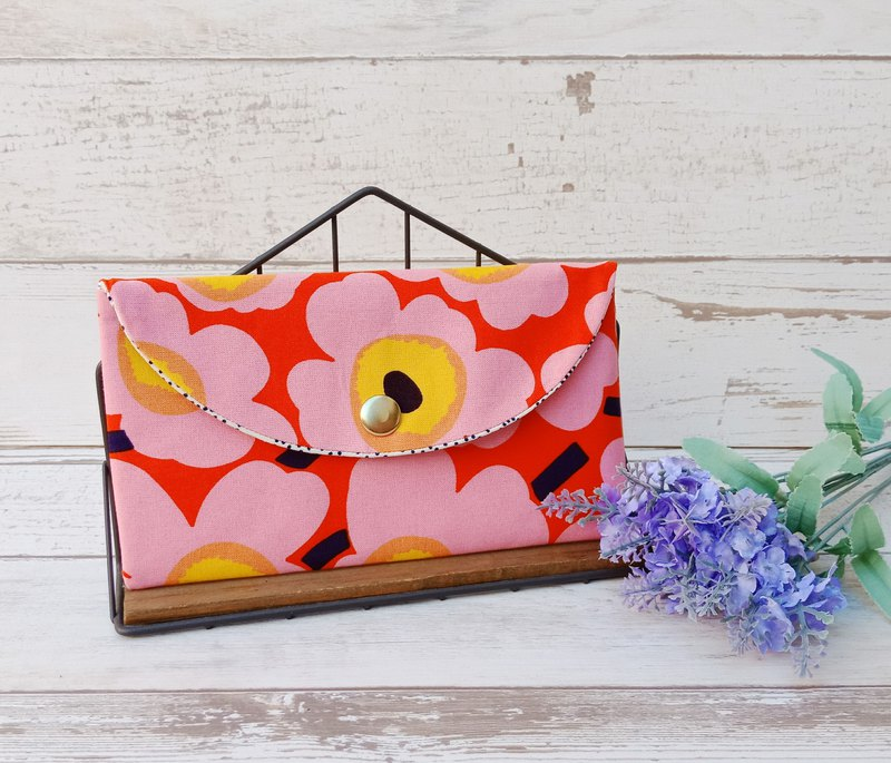 [Lucky red bag] poppies