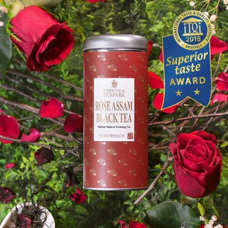 Rose Assam Black Tea (30g/can) – limited supply! Sumptuous scented tea