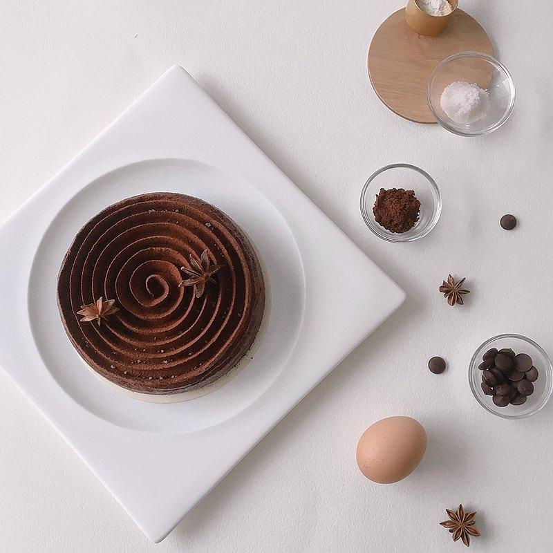 巧克力三重奏6吋