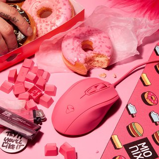 Mionix Castor Mouse (Frosting Pink)