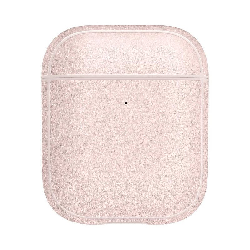 Incase Metallic Case AirPods special metal texture storage protective case (rose pink)