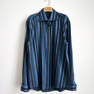Pumpkin Vintage. Vintage Paul Smith striped shirt