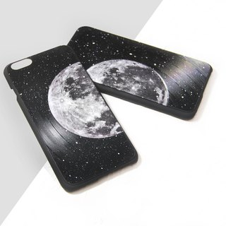 iPhone 10 iPhone X iPhone X Mobile Shell Lunar Vinyl Record (Can be customized / Customizable Different Models Samsung Sony)