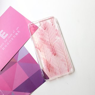 槲光掠:: Real vein cell phone case