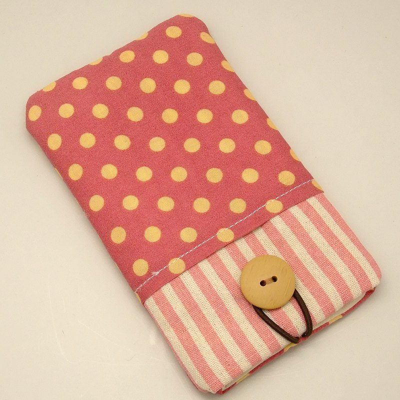 iPhone sleeve, Samsung Galaxy Note 8 case, cell phone pouch, iPod sleeve (P-36)