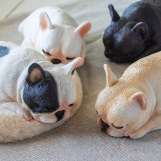 Snooze french bulldog Zzz  Office Décor / Gifts