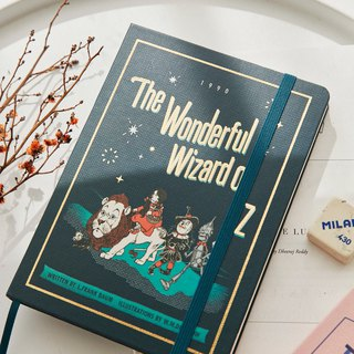 7321 Magic Series - Dorothy's Bundle Notebook - The Wizard of Oz, 73D74294