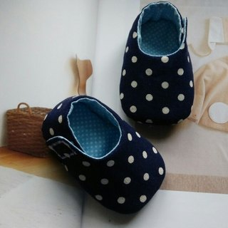 Little blue baby shoes baby shoes 13/14