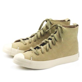 HAND M1155C Sand leather sneakers