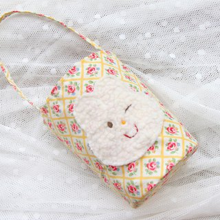 Rabbit original hair rabbit rabbit beverage bag