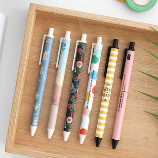 ICONIC 叩叩 Fun 0.38 Ball Pen-6 into the group, ICO51937S
