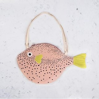 Australian Fatfish Dolphin Sling Bag L | Don Fisher