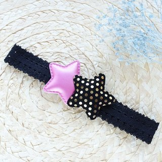 Baby headband - Hundred Days feast of the moon gift baby hair band