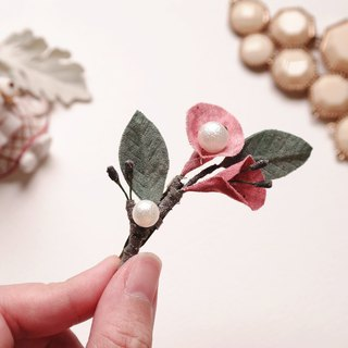 Promotion Brooch Boutonniere Flower Pin Corsages Weddings Christmas Gift