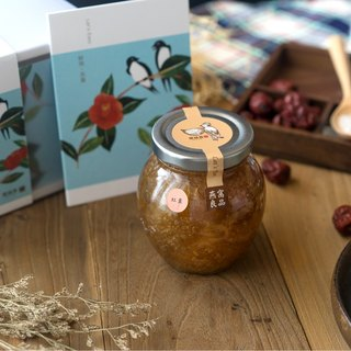 Fresh stewed bird's nest ready-to-eat swallows Mid-Autumn Festival health gift box red jujube flavor female light mature age menopause maintenance nutrition