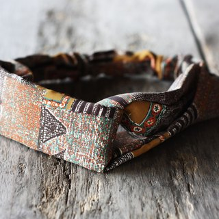 {South African Carnival Belt}