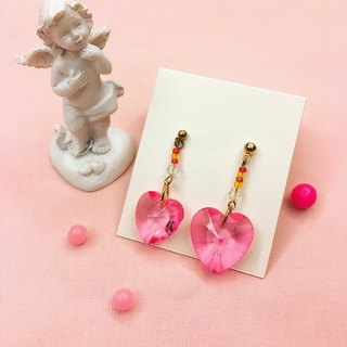 Dream girl line Harajuku earrings earrings