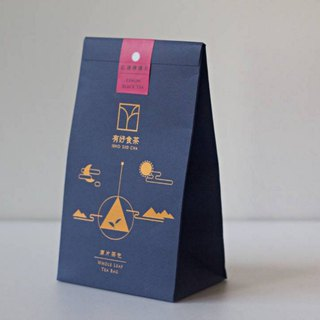 [Have good tea] Red tea lemon tea package 12 into