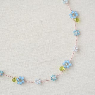 Daisy anklet < ten variations of colors >