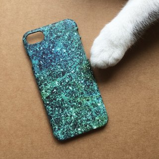 Blue-Green amber. Matte Case( iPhone, HTC, Samsung, Sony, LG, OPPO)